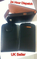 Leather Flip Case Cover For Various Models of Nokia 6700C,6300,6303,E7,E5,C2,C3