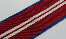 Diamond Jubilee Full Size Medal Ribbon, Army, Military, Various Lengths, New