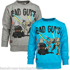 "LEGO® wear STAR WARS™ Kinder Sweatshirt Storm350  ""Bad Guys"""