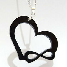 Pendant Necklace Pendant infinity love endless love one direction directioner