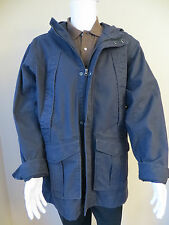 NWT Timberland Mens SYSTEMDESIGN Heavy Duty Water Resistant Jacket w/ Hood  (L)