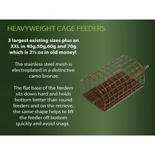 Drennan Heavyweight Cage Feeders swimfeeders all sizes