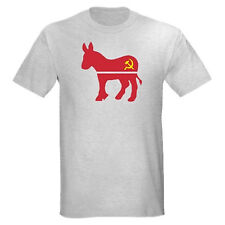 ANTI DEMOCRAT DONKEY OBAMA COMMUNIST FUNNY POLITICAL T-SHIRT