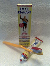 1,2,3,4 or 5 tubes Email Diamant RED Original Cosmetic Toothpaste x50 ml