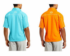 PUMA Golf Rickie Fowler 2013 SS 1/4 Zip Knit Wind Jacket Wind Water Resistant