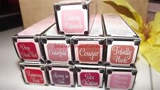 Too Faced LIP OF LUXURY Champagne Essence Lipstick ~Choose Your Shade~ BNIB