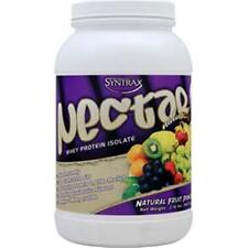SYNTRAX Nectar Whey Protein Isolate 2.5 lbs more savings
