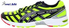 Asics DS Trainer 18 Men's Running Shoes Flash Yellow/Red
