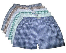 6 MEN'S BOXER SHORTS UNDERWEAR PLUS SIZE BIG & TALL ~ 2XL,3XL,4XL