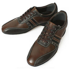 New Brown Comfort Stylish Casual Footwear Sneakers Mens Shoes Novamall