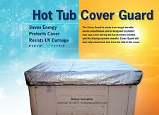 Hot Tub cover cap  sun shield 91 x 91 Jaccuzzi, hotsprings,master cal spas sunda