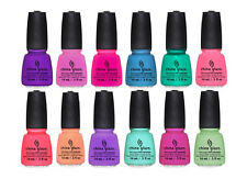 China Glaze - Summer Collection 2013 - Sunsational Collection - 14ml / 0.5oz