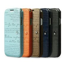 New Samsung Galaxy S 4 S4 SIV i9500 ZENUS Masstige Lettering Diary Cover Case