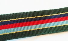 VRSM Miniature Size Medal Ribbon, Army, Military, Mini, Volunteer Reserves