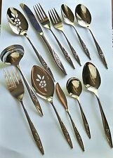 Oneidacraft Deluxe LASTING ROSE You Choose Pieces Stainless Flatware Oneida