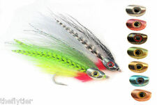 FISH SKULL  LARGE  Weighted Heads- Streamer Flies 7 colors available Fly Tying