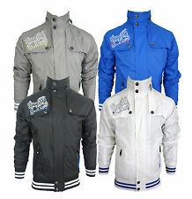 NEW Men Smith and Jones Designer 'GIANNI' Windbreaker Jacket (Recorded Delivery)