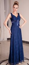 Long Party Evening Womens Ladies Cocktail Lace Prom Formal Maxi Dress UK 8 - 22