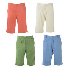 Men's Tokyo Laundry 'Base' Chino Shorts in soft cotton twill fabric