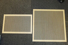Decorative Maple Wood Wall Grill - 2 sizes - 18x18 and 16x10