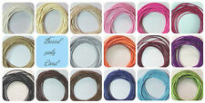 0.5 mm- 10 Yards-Korea Polyester/ Poly Waxed Cord/ Thread- DIY Organza Necklace