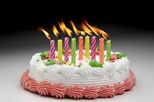 Birthday Cake Fragrance Candle / Soap Fragrance Oil 1 - 16 Ounce Uncut