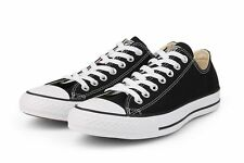Converse Classic Chuck Taylor All Star M9166 Black Trainer Sneaker Low OX NEW***