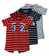 BRELLA BABY WEAR T-SHIRT PURE COTTON SPORTS FOOTY SOCCER BASEBALL FOOTBALL