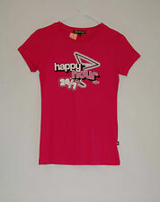 Happy hour 24/7 t shirt girls womens juniors pink newbreed girl  martini glass