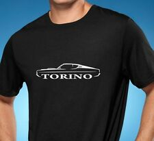 1968 1969 Ford Torino Classic Muscle Car Tshirt NEW FREE SHIPPING