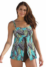 7384    PLUS SIZE 1 PC  FLORAL SWIMSUIT ASSORTED SIZES AVAILABLE