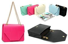 New Women's Handbags Shoulder Bag Cross Body Clutches Totes Stitch Chain handles