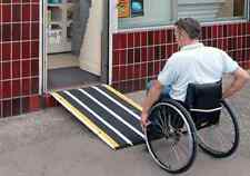 Lightweight Decpac Senior Wheelchair Mobility Scooter Ramp, Extremely Portable
