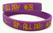 **BUY 1 GET 1 FREE LIMITED TIME** FOOTBALL WRISTBAND BAND NFL PLAYER JERSEY