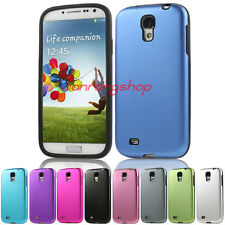 Hybrid Metal Aluminum Silicone Hard Soft Case Cover For Samsung Galaxy S4 i9500