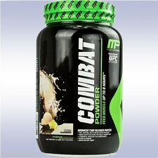 MUSCLEPHARM COMBAT POWDER (2 LB) whey isolate casein egg protein bcaa glutamine