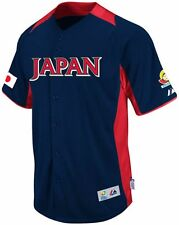 Team Japan Majestic 2013 World Baseball Classic Away On Field Authentic Jersey