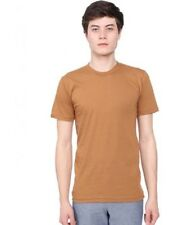 American Apparel Unisex Fine Jersey Short Sleeved T-Shirt (AA001) Sizes S-XXL