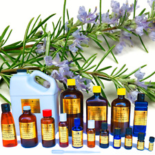 Rosemary Essential Oil Pure Uncut Sizes from 3ml to 1 Gallon  Free Shipping
