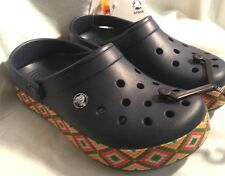 Mens Womens Crocs Crocband II, Micanga, Mickey II,Varied colors & sizes croslite
