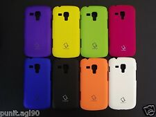 Samsung Galaxy S Duos 2 S7562 S7582 Hard Back Shell Cover Case Guard