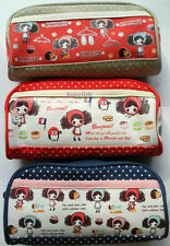 Sweet N Lovely Girl Beauty Cosmetic / MakeUp Bag / Pencil Pen Case / Pouch
