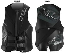 NEW O'Neill TORQUE Mens Life Vest Neo w Foam Lumbar Support many sizes avail