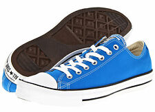 Converse Chuck Taylor Low Tops Electric Blue All Sizes Youth Kids Shoes