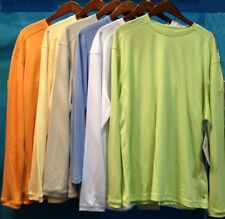 BIMINI BAY OUTFITTERS LS CABO CREW UPF Fishing Shirt NWT select size & color