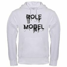 ROLE MODEL SCARY SCARE CHILDREN FUNNY COLLEGE MENTOR hoodie hoody