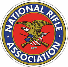 NRA National Rifle Association, Decal/Sticker CHOOSE YOUR STYLE Gun Rights