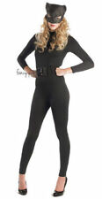 Donna Sexy Cat Woman Costume Outfit SUPER EROE Halloween lfd1026