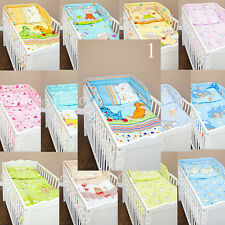 2 PIECE BEDDING SET FOR BABY, TODDLER,DUVET COVER & PILLOWCASE + FREE MUSLIN !