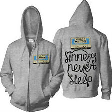 "YOU ME AT SIX ""SINNERS NEVER CASSETTE"" ZIP UP HOODIE"